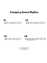 Junkyard Percussion Emergency Groove Rhythms