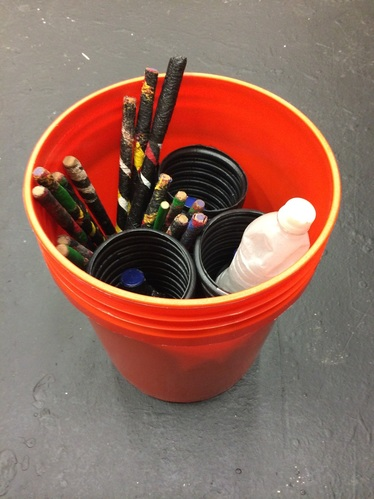 5 Tips for Teaching Bucket Drumming On a Cart